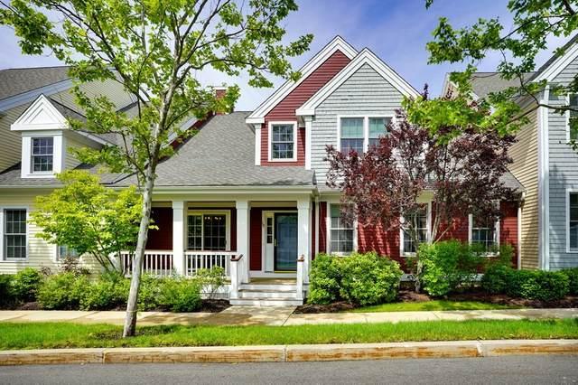 19 Dyson Circle #19, Hudson, MA 01749 (MLS #72841734) :: The Duffy Home Selling Team