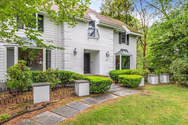 116 Kendall Rd., Lexington, MA 02421 (MLS #72841842) :: Dot Collection at Access