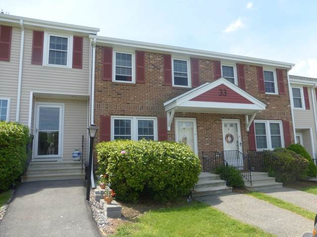 33 Fox Meadow D, Leominster, MA 01453 (MLS #72841969) :: The Duffy Home Selling Team