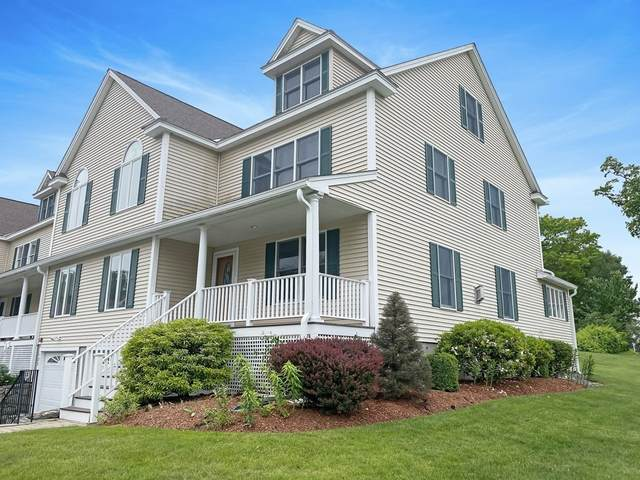 216 Rangeway Rd #134, Billerica, MA 01862 (MLS #72841991) :: Westcott Properties