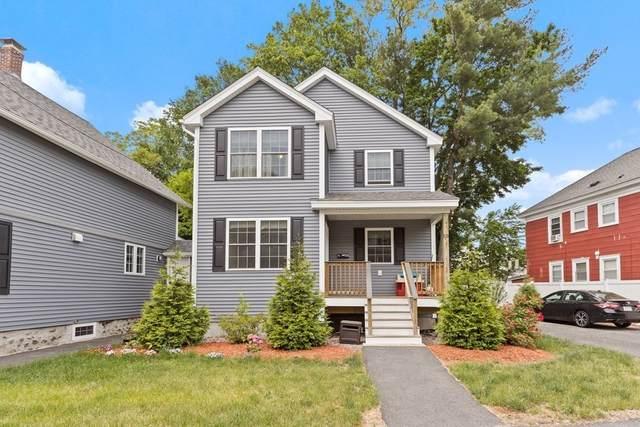 55 Ellis Ave #55, Lowell, MA 01854 (MLS #72842092) :: Spectrum Real Estate Consultants