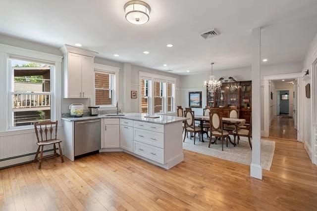 10 Chatham Street #3, Cambridge, MA 02139 (MLS #72842123) :: Westcott Properties