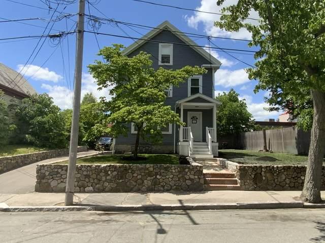 21 Montello Street Ext, Brockton, MA 02301 (MLS #72842150) :: Spectrum Real Estate Consultants