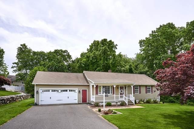 64 Oak Knoll Cir, Ludlow, MA 01056 (MLS #72842180) :: Westcott Properties
