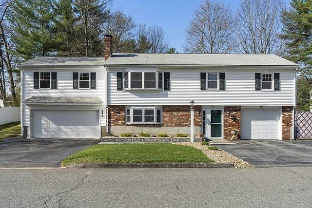 27 Sheldon Avenue, Wilmington, MA 01887 (MLS #72842181) :: Dot Collection at Access