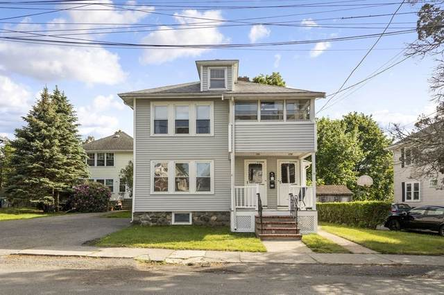 31-33 Underwood Ave, Newton, MA 02465 (MLS #72842195) :: Chart House Realtors