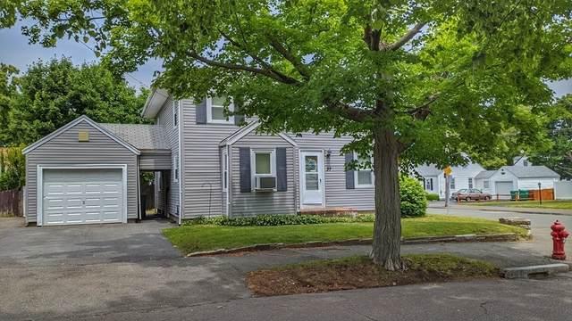 37 Starrett Rd, Lynn, MA 01905 (MLS #72842213) :: Westcott Properties
