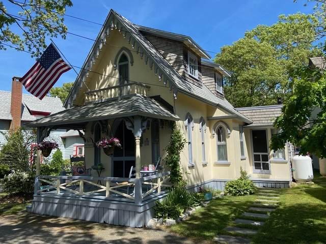 19 Butler Ave, Oak Bluffs, MA 02557 (MLS #72842229) :: Cape Cod and Islands Beach Properties