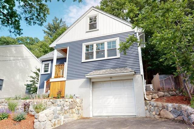 71 Lakeview Ave, Waltham, MA 02451 (MLS #72842263) :: Conway Cityside