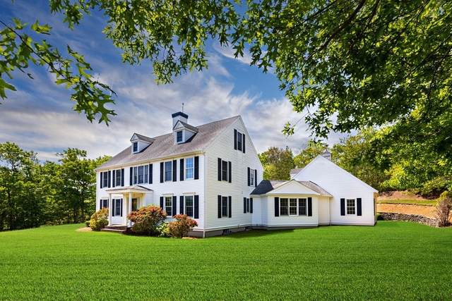 95 Pine Mountain Dr, Plymouth, MA 02360 (MLS #72842318) :: The Ponte Group