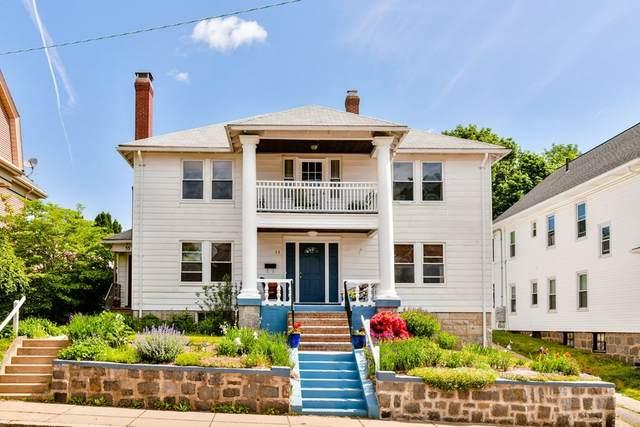 53-55 Congreve Street #2, Boston, MA 02131 (MLS #72842372) :: Maloney Properties Real Estate Brokerage