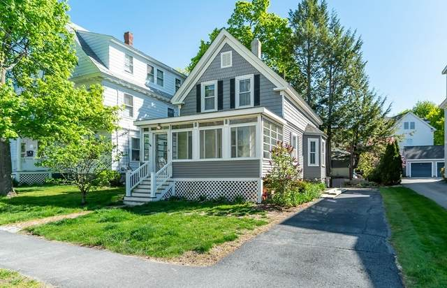 6 Florence St, Andover, MA 01810 (MLS #72842457) :: Charlesgate Realty Group