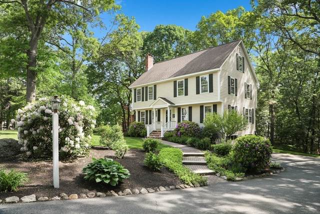 16 Countryside Way, Andover, MA 01810 (MLS #72842489) :: EXIT Cape Realty