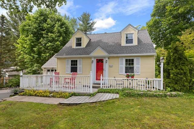 411 South Main Street, Andover, MA 01810 (MLS #72842490) :: EXIT Cape Realty