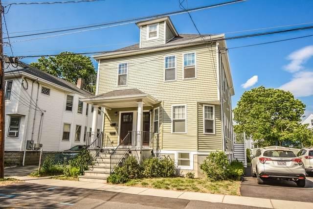 32 Wilson Avenue #2, Belmont, MA 02478 (MLS #72842524) :: Spectrum Real Estate Consultants