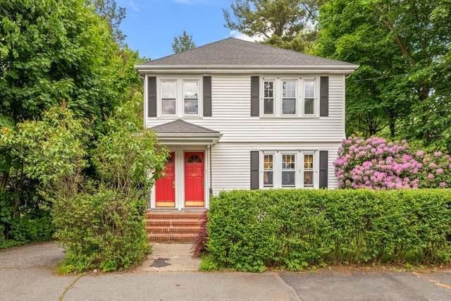 23 Harding Street #23, Newton, MA 02465 (MLS #72842530) :: Spectrum Real Estate Consultants