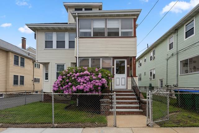 39 Golden Ave #39, Medford, MA 02155 (MLS #72842555) :: Charlesgate Realty Group