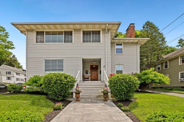 309 Washington Street #309, Winchester, MA 01890 (MLS #72842564) :: EXIT Cape Realty