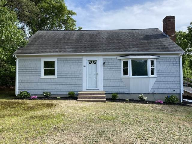 259 Old Townhouse Road, Yarmouth, MA 02673 (MLS #72842567) :: The Ponte Group