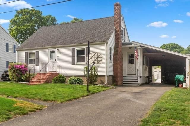 25 Cedar Grove Ave., Peabody, MA 01960 (MLS #72842589) :: EXIT Cape Realty