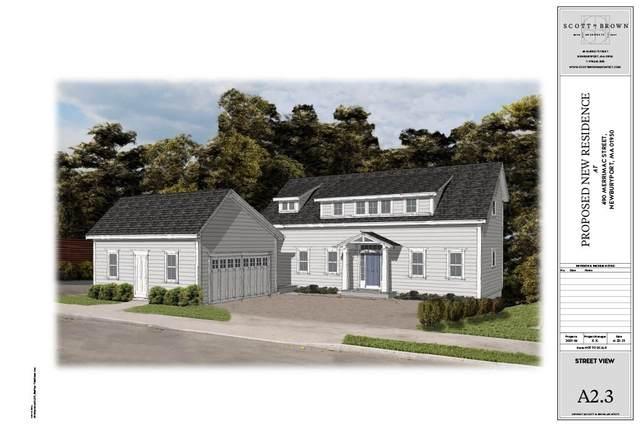 490 Merrimac St., Newburyport, MA 01950 (MLS #72842621) :: EXIT Cape Realty