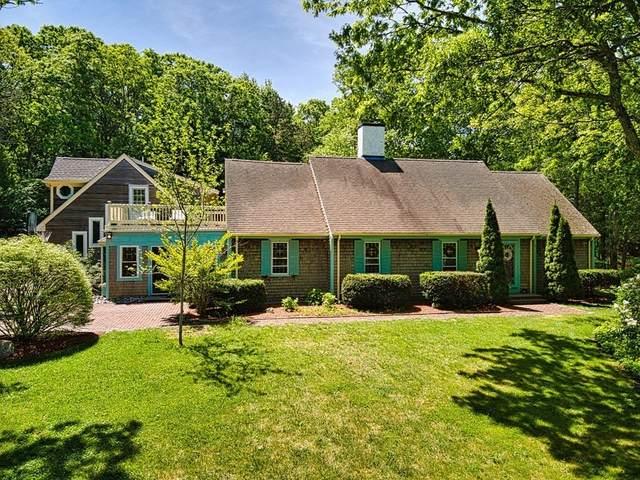13 Country Farm Rd, Sandwich, MA 02644 (MLS #72842666) :: Cape Cod and Islands Beach Properties