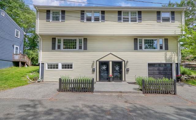 33 Spruce St #33, Wakefield, MA 01880 (MLS #72842679) :: Spectrum Real Estate Consultants