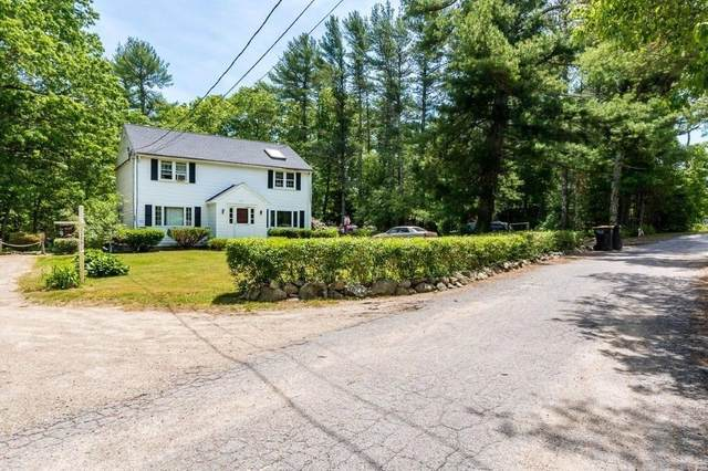216 Main St., Carver, MA 02330 (MLS #72842689) :: The Ponte Group