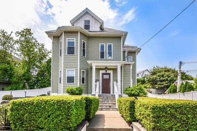 201 Jackson Road #1, Newton, MA 02458 (MLS #72842698) :: Spectrum Real Estate Consultants
