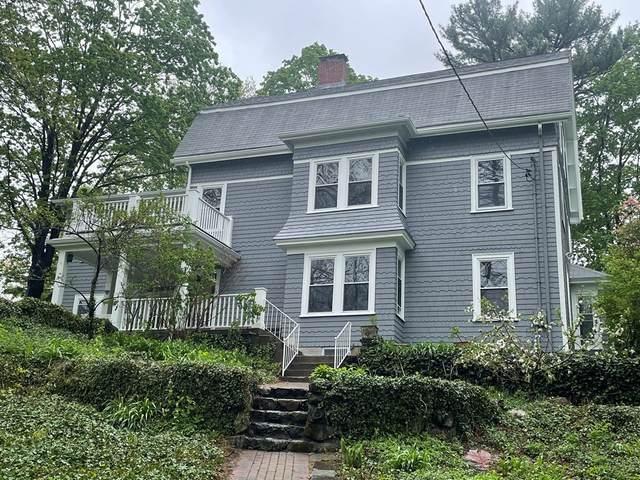 39 Greenwood Lane, Waltham, MA 02451 (MLS #72842718) :: Home And Key Real Estate
