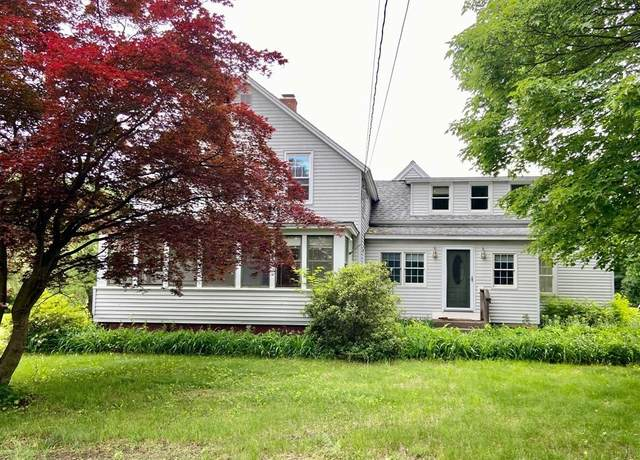 388 Pine St, Amherst, MA 01002 (MLS #72842751) :: EXIT Cape Realty