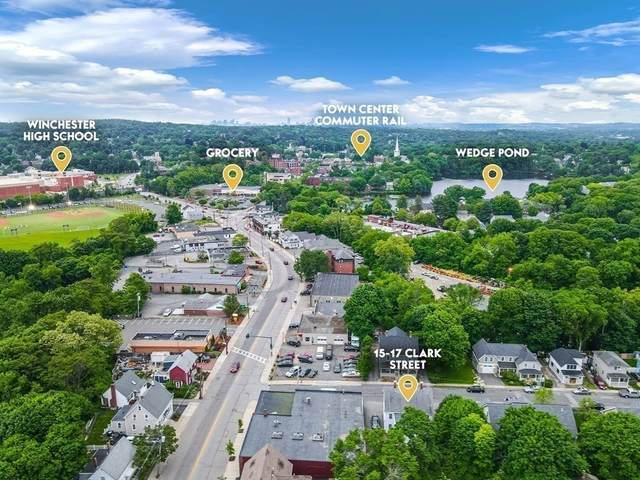 15-17 Clark Street, Winchester, MA 01890 (MLS #72842755) :: EXIT Realty