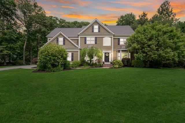 105 Morgans Way, Holliston, MA 01746 (MLS #72842800) :: The Duffy Home Selling Team
