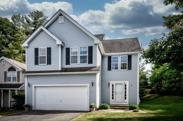 9 Violetwood Circle #9, Marlborough, MA 01752 (MLS #72842870) :: Chart House Realtors