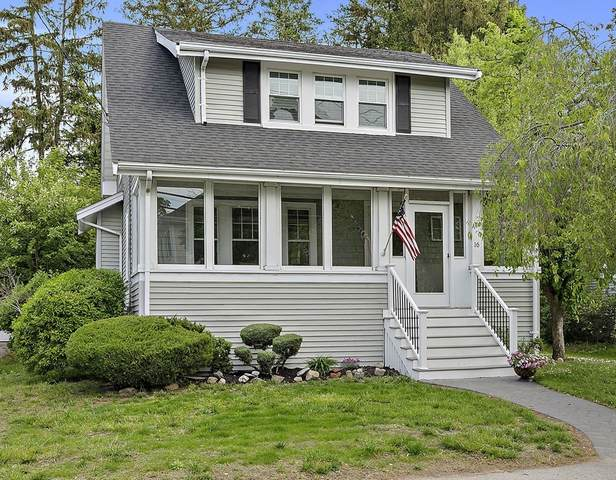 16 Clark St, Braintree, MA 02184 (MLS #72842889) :: Anytime Realty