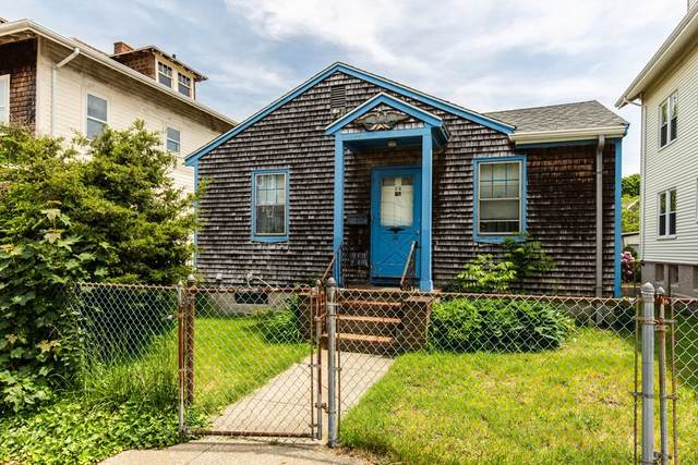 54 Ocean St, New Bedford, MA 02740 (MLS #72842911) :: The Ponte Group