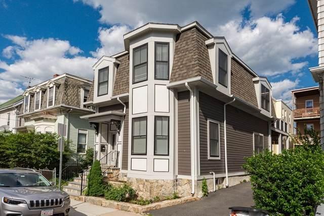 12 Grant St #1, Boston, MA 02125 (MLS #72842935) :: Maloney Properties Real Estate Brokerage