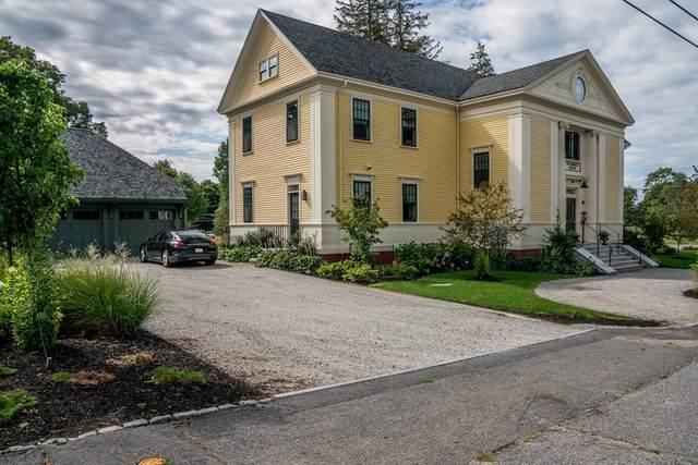 33 High Rd #3, Newbury, MA 01951 (MLS #72842971) :: Chart House Realtors
