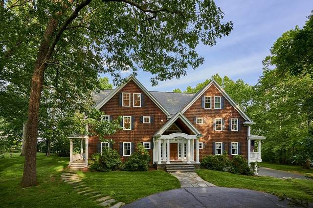 48 Longfellow Dr, Northampton, MA 01062 (MLS #72843002) :: Spectrum Real Estate Consultants