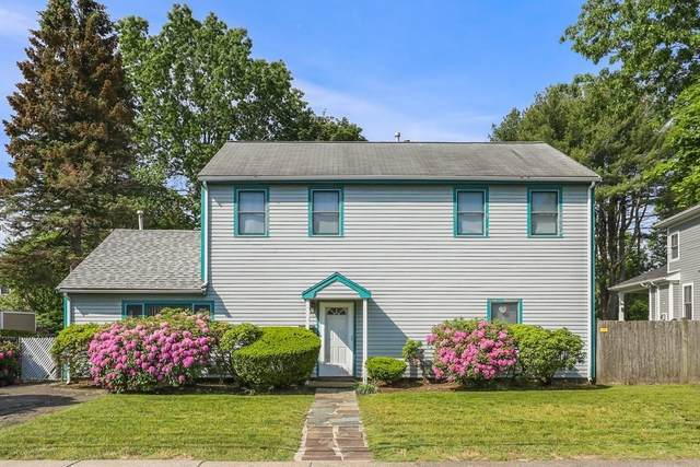 36 Mccarthy Rd, Newton, MA 02459 (MLS #72843077) :: EXIT Cape Realty