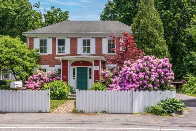 466 Gleasondale, Stow, MA 01775 (MLS #72843150) :: Chart House Realtors
