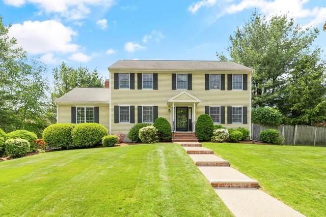 25 Emily Lane, Peabody, MA 01960 (MLS #72843162) :: Conway Cityside