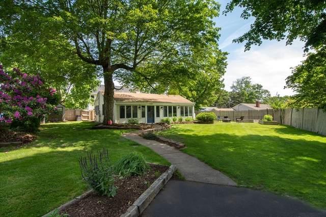 780 Rocky Hill Rd, Plymouth, MA 02360 (MLS #72843187) :: Westcott Properties