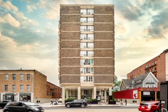 872 Massachusetts Avenue #901, Cambridge, MA 02139 (MLS #72843198) :: Westcott Properties