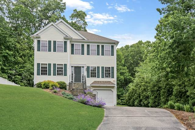 108 Southold Rd, Auburn, MA 01501 (MLS #72843233) :: The Duffy Home Selling Team