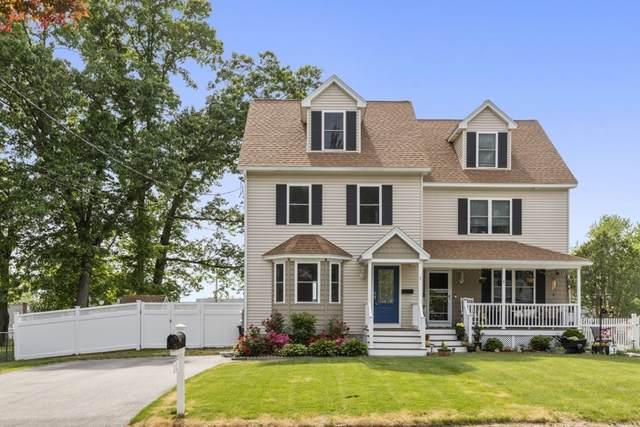 7 Barry Ave #7, Methuen, MA 01844 (MLS #72843258) :: Chart House Realtors