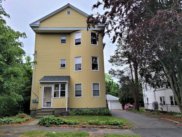 34 Andover Street A, Worcester, MA 01606 (MLS #72843282) :: The Duffy Home Selling Team