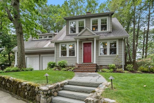 9 South St, Brookline, MA 02467 (MLS #72843306) :: Conway Cityside