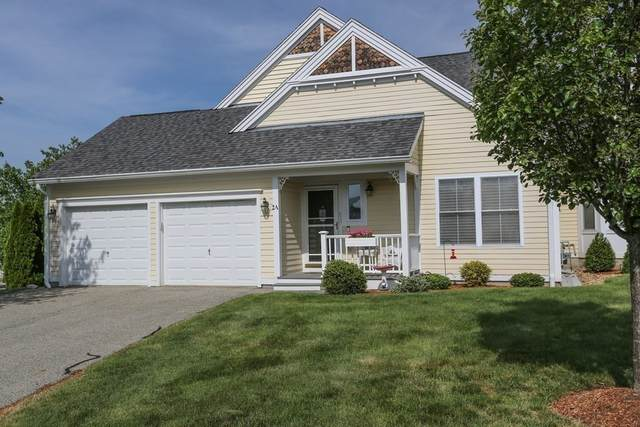 2A Strawberry Ln A, Hudson, MA 01749 (MLS #72843433) :: The Duffy Home Selling Team