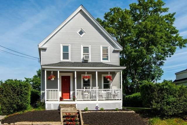 63 Cherry St., Plymouth, MA 02360 (MLS #72843459) :: Westcott Properties